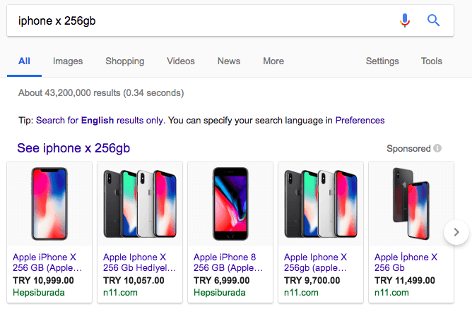 google alışveriş reklamları faydaları